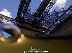 splitshot in the cooling pools of the world heritage Voel... by Claudia Weber-Gebert