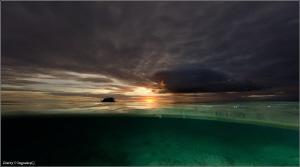 Sunset by Dmitry Vinogradov