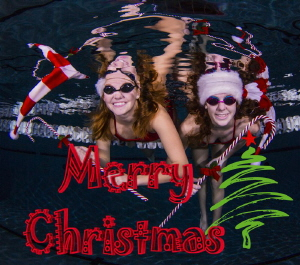 Just a Merry Christmas!! by Ken Kiefer
