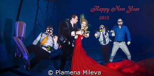 Happy New Year  Let the new year bring to all of you hea... by Plamena Mileva