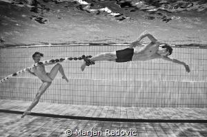 If I Catch You by Marjan Radovic