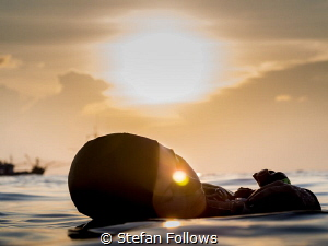 Time to Breathe. Sail Rock, Thailand-EM5-Oly 60mm-iso200-... by Stefan Follows