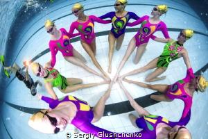 Team... by Sergiy Glushchenko