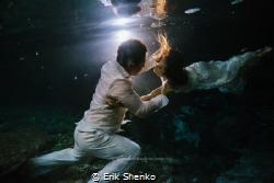 TTD Session in Cenote by Erik Shenko