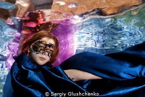Mask... by Sergiy Glushchenko