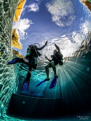 A day in the life of a dive instructor by Henley Spiers