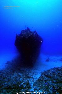 Jebeda Ship wreck Mauritius Linley Jean-Yves Bignoux by Linley Jean-Yves Bignoux