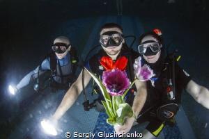 Gift to women! by Sergiy Glushchenko