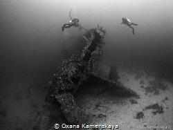 Wreck SS Carnatic by Oxana Kamenskaya