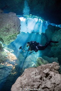 Mexico - Cenotes - Taj Majah by Mathias Weck