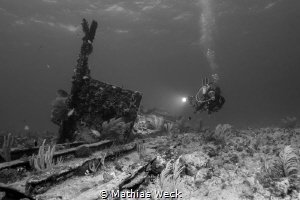 Mexico - Isla Mujeres - Manchones Wreck by Mathias Weck