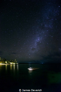 Stars are out, something without a fish for a change!) by James Deverich
