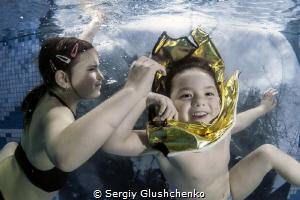 Joy... by Sergiy Glushchenko