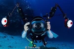 UW Photographer Apo Island (Cebu), Philippines. Septembe... by Irwin Ang
