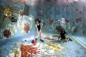 Cleaning by Sergiy Glushchenko