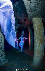 The spirit of Atlantis UW Model: Andrea Kurz Safety div... by Konstantin Killer