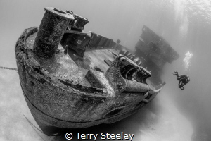A true gem of the ocean, The USS Kittiwake is a wonderful... by Terry Steeley