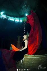 Thema: Black Pearl   UW Model : Andrea Kurz  Sicherungs... by Konstantin Killer