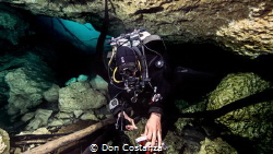 Peacock Cave System in Northern Florida by Don C