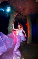 Topic: The spirit of Atlantis  UW model Andrea Kurz  Sa... by Konstantin Killer