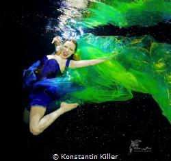 UW Model : Kira   Fotograf: Konstantin Killer UWPics  N... by Konstantin Killer