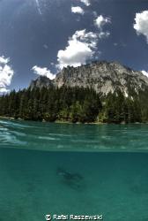 Gruner See, Styria: A Park That Turns Into a Lake in Summer. by Rafal Raszewski