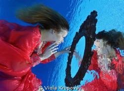 Magic Mirror by Viola Krupova