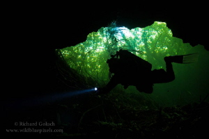 Cenote Tajma Ha-Mexico
