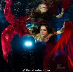 UW Model : Carla  Fotograf: Konstantin Killer UWPics  N... by Konstantin Killer