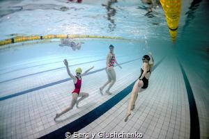 Living under water ... by Sergiy Glushchenko