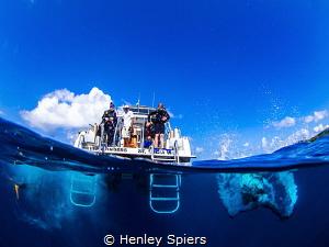 Splash down! by Henley Spiers