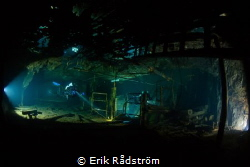 This is from a mine in Sweden called Tuna-Hästberg. I to... by Erik Rådström