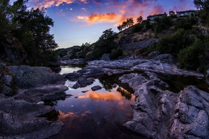Tarn river (Lozère, France) by Mathieu Foulquié