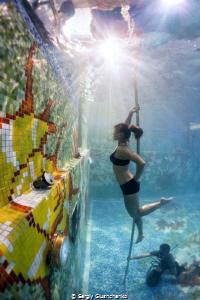 Pool-pole. by Sergiy Glushchenko