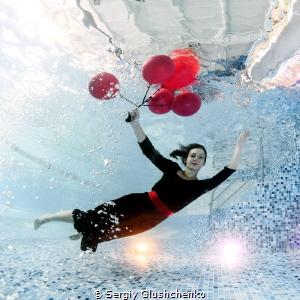 Ballones by Sergiy Glushchenko
