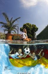 Underwater Photography  Underwater model: Eugenia and Vi... by Konstantin Killer