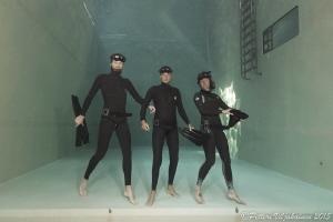 The freedivers by Petteri Viljakainen