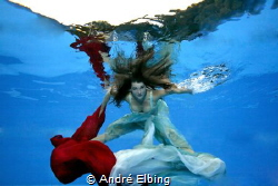 this is made in fresh water pool in Germany, Katharina Ka... by André Elbing