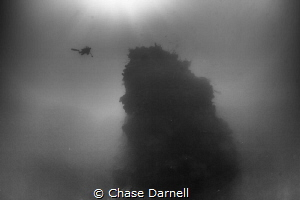 """""""Babylon"""" This massive deep sea pinnacle is without a do... by Chase Darnell"""