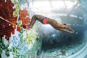 swim by Sergiy Glushchenko