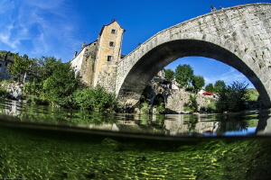 Pont de Montvert (Lozère, france) by Mathieu Foulquié