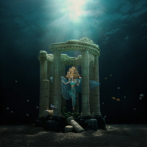 ATLANTIDA  Poetic name for the mythical continent Atlant... by Lucie Drlikova