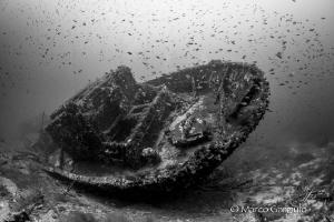 Vervece's Wreck by Marco Gargiulo