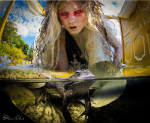 Dark Water Mermaid