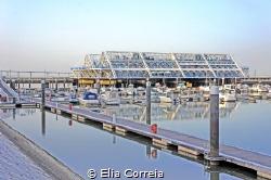 Marina of Parque das Nacoes ! by Elia Correia