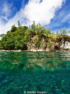 Florida Islands, Solomon Islands. by Shelley Hooper