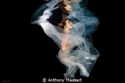 White Dress by Anthony Massart