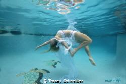 "Elegance with Model ""Tegan"" by Tracey Schneider"