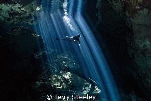 The art of refraction — Subal underwater housing, Zen DP... by Terry Steeley