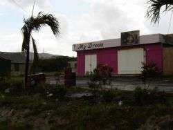 My dreams...very sad. Taken in Curacao by Kelly N. Saunders